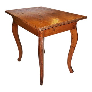 Rustic Danish Pine Table