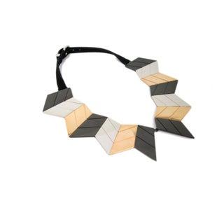 Louis Vuitton Crew Zigzag Necklace