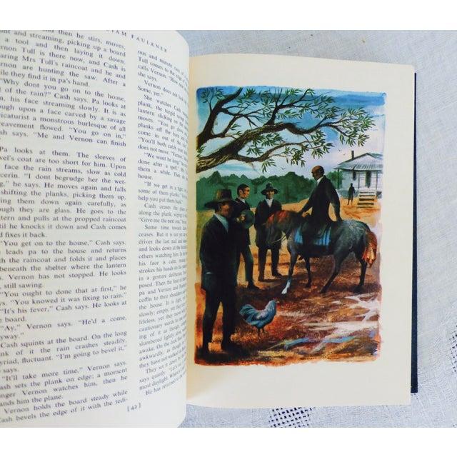 Nobel Prize Library, Faulkner, O'Neill, Steinbeck - Image 6 of 9