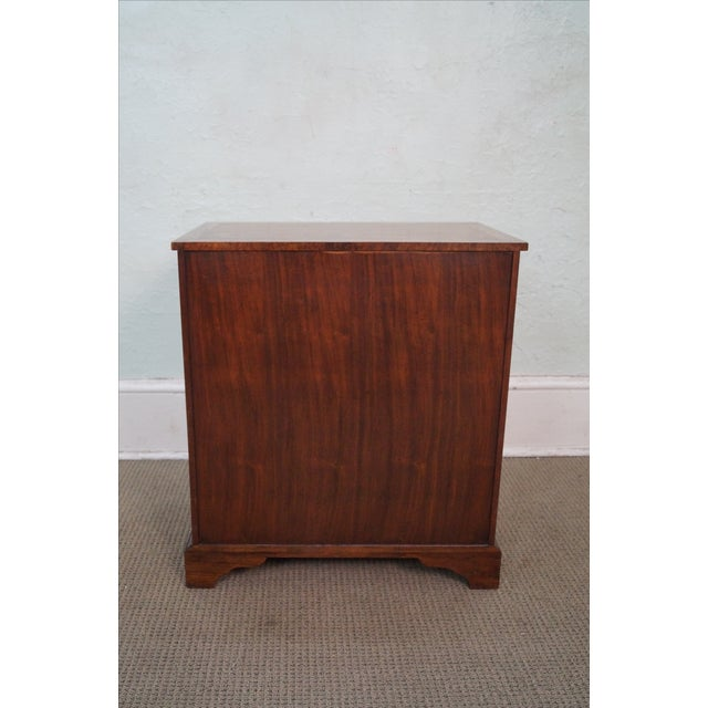 Image of Baker George II English Style Knee Hole Desk