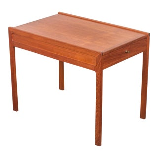 Vintage Danish Modern Bedside Table for Jason Mobelfabrik
