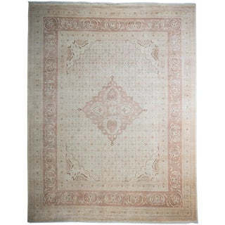 "New Traditional Hand Knotted Area Rug - 8'2"" x 10'5"""