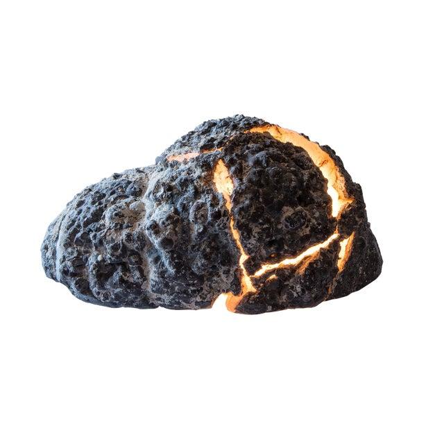 """Lava Rock"" Lamp - Image 1 of 4"