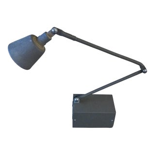Mid-Century Industrial Desk Light by 'Tensor'