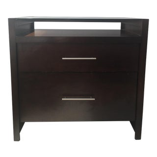 Crate & Barrel Compact Desk