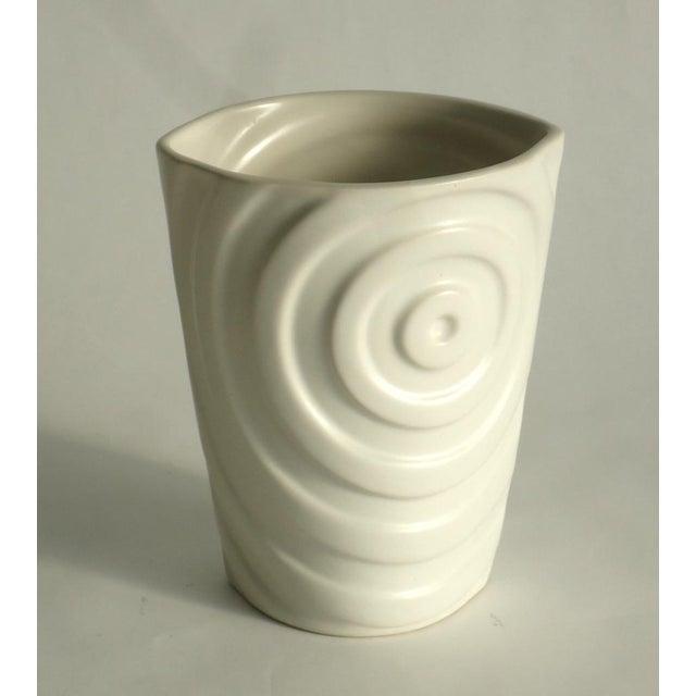 vintage jonathan adler vase chairish. Black Bedroom Furniture Sets. Home Design Ideas