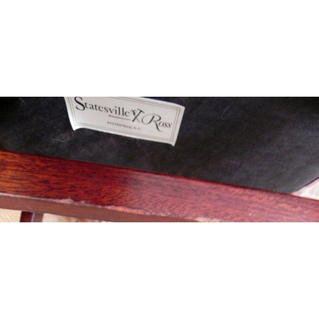 Rose Cummings Ribbon Chintz Upholstered Armchair - Image 8 of 8