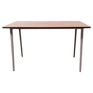 """Friso Kramer """"Revolt"""" Industrial Dining or Work Table"""