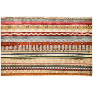 """Lori Hand Knotted Area Rug - 3'1"""" X 4'10"""""""