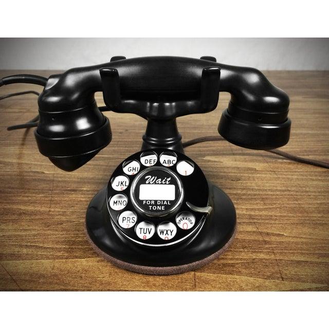 1920s Western Electric Model 102 Refurbished Working Telephone - Image 2 of 4