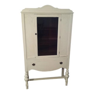 Vintage 1930s Painted Cabinet