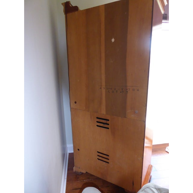 Mt. Airy Entertainment Display Armoire Cabinet - Image 8 of 11