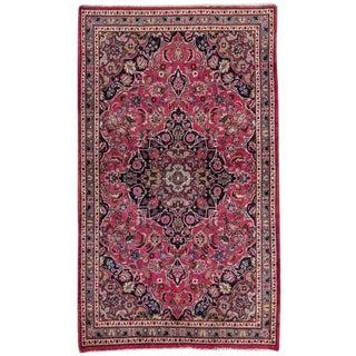 "Apadana - Vintage Persian Rug, 3'8"" x 6'2"""