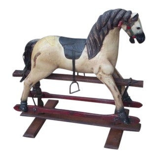 Victorian Toy Horse