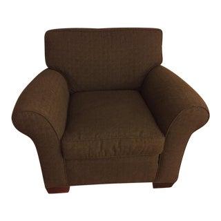 Comfy Crate + Barrel Club Chair