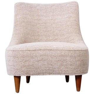 Tear Drop Chair by Edward Wormley for Dunbar