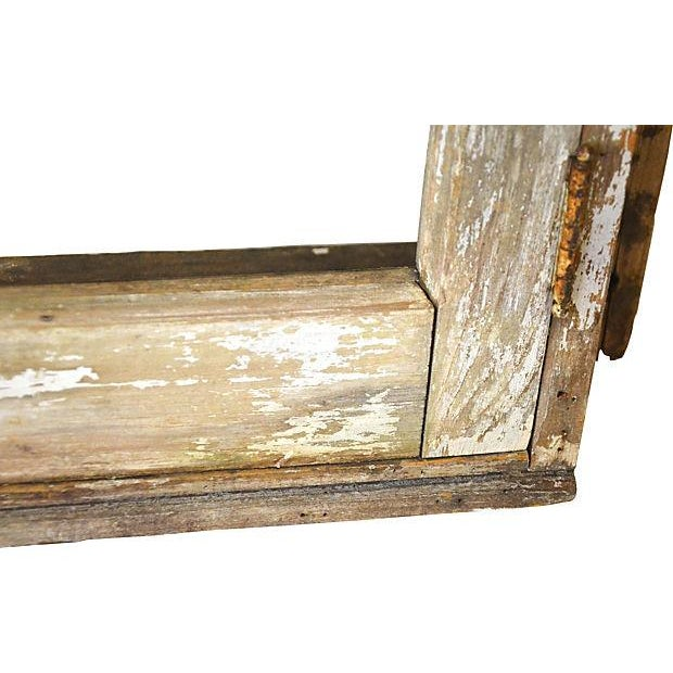 European Arched Window Frame - Image 6 of 6