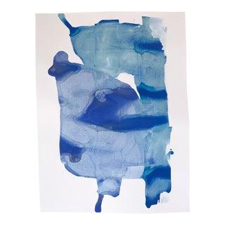 "Kate Roebuck ""Glacier"" Original Painting"