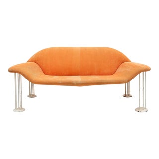 1960s Salmon Sofa