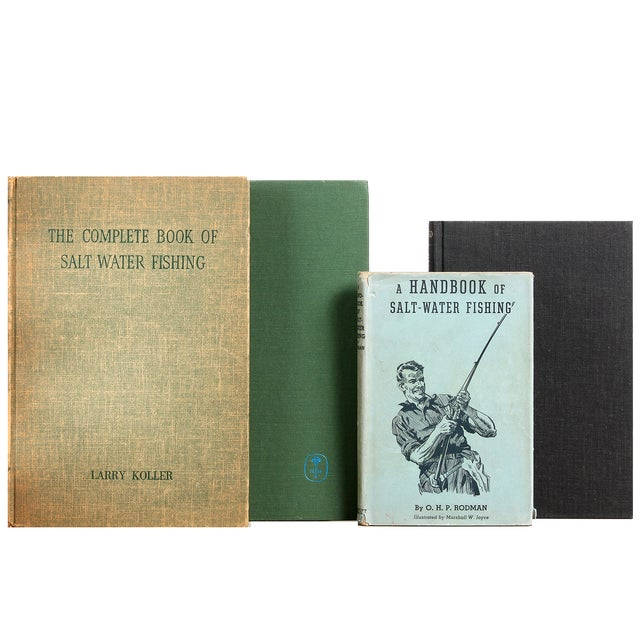 The Angler's Life Vintage Books - Set of 6 - Image 2 of 2