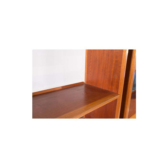 Mid-Century Swedish Bookcase Cabinets - A Pair - Image 2 of 9