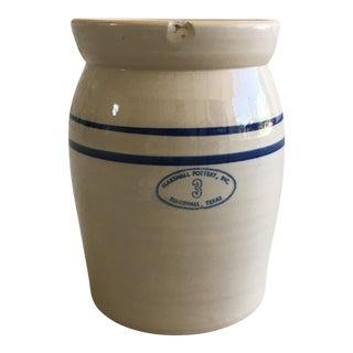 Marshall Pottery Butter Churner