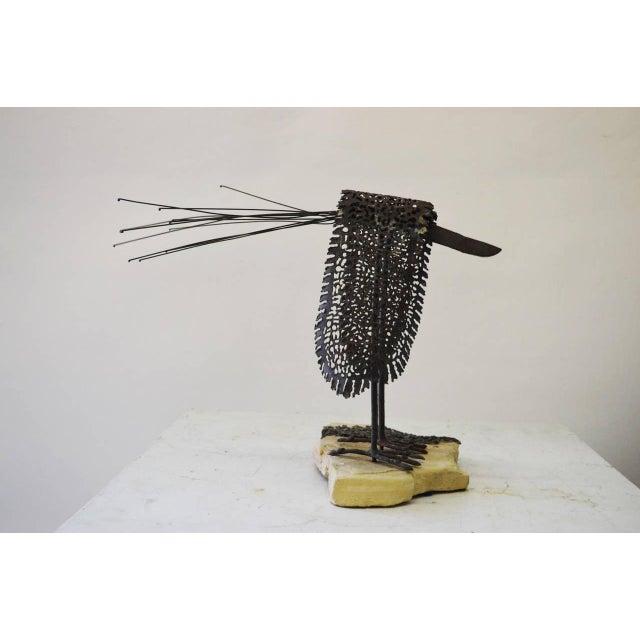 Modernist Bird Sculpture - Image 3 of 6