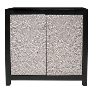 Leaf Design Small Cabinet