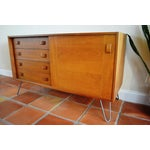 Image of Domino Mobler Danish Teak Buffet