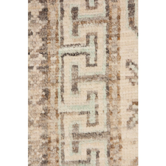 """New Khotan Hand Knotted Area Rug - 9'2"""" x 11'6"""" - Image 3 of 3"""