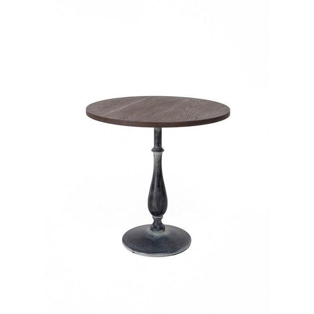 Sarreid Ltd. Cafe Bistro Table - Image 2 of 2