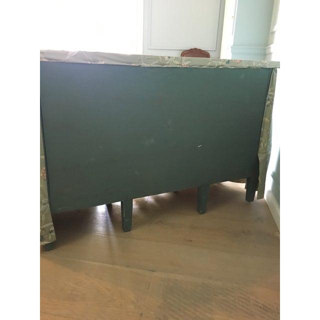 Pale Green Vintage Vanity - Image 5 of 10
