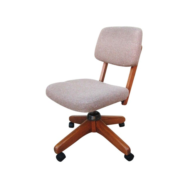 High Point Furniture Armless Office Chair - Image 1 of 5