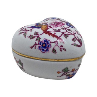 Hammersley Bone China Ring Box