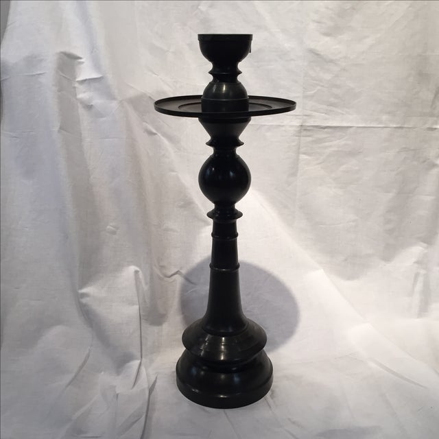 Image of Brass Candle Holder