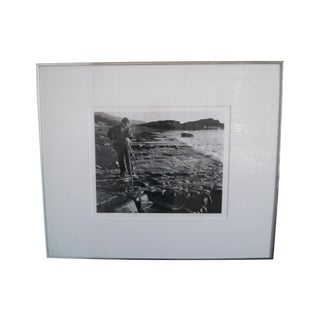 Vintage Signed B&W Photo by Ronald W. Wohlauer