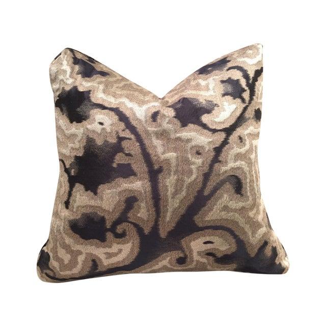 Sahco Bergamo Mida Pillows - A Pair - Image 2 of 4