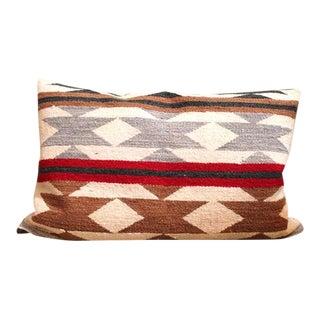 Navajo Bolster Pillow circa 1930