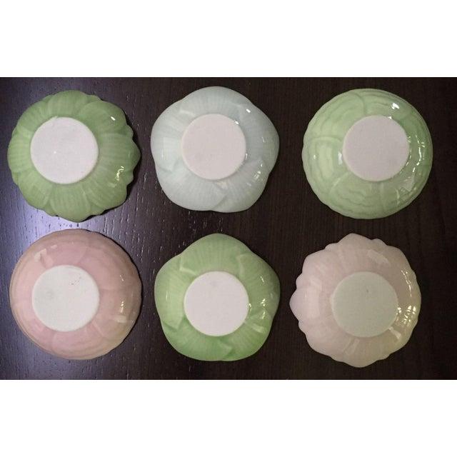 Japanese Arita Amuse Bouche Plates - Set of 6 - Image 3 of 9