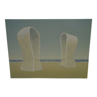 "Jurgen Fortein ""On the Beach"" Limited Edition Print"
