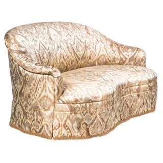 Silk Kidney Sofa