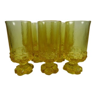 Franciscan Madeira Goblets - Set of 8