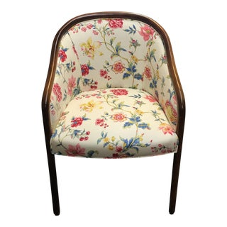Sutter Furniture Floral Side Chair