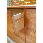 Image of Danish Modern Teak Six-Drawer Dresser