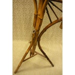 Image of Antique Bamboo Plant Stand Aesthetic Movement