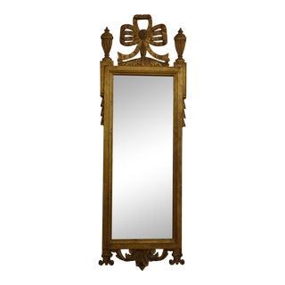 Italian Giltwood Pier Mirror