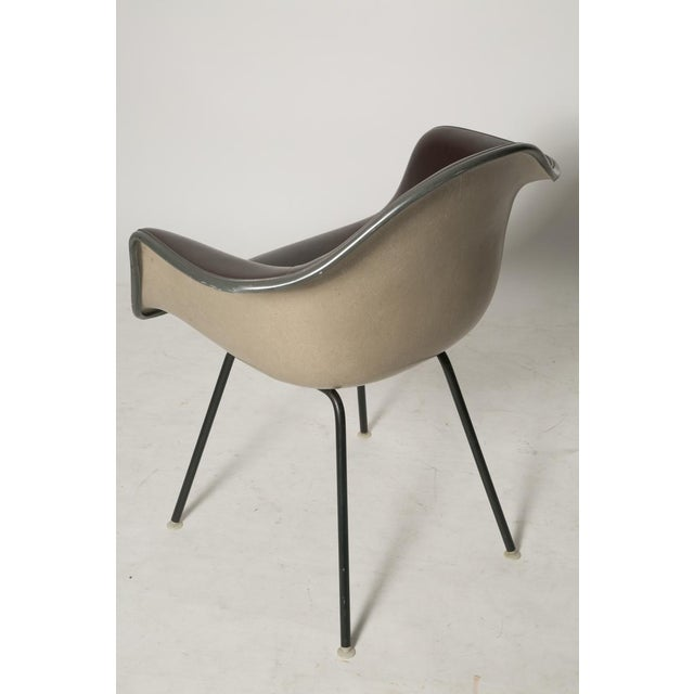 Eames Padded Shell Chair for Herman Miller - Image 3 of 7
