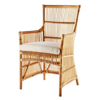 Emile Natural Arm Chair