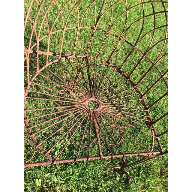 Vintage Iron Garden Tete-A-Tete - Image 6 of 9