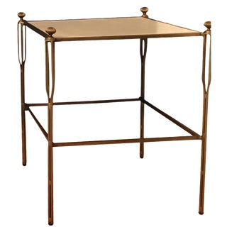 Gabby Gold Adam Side Table